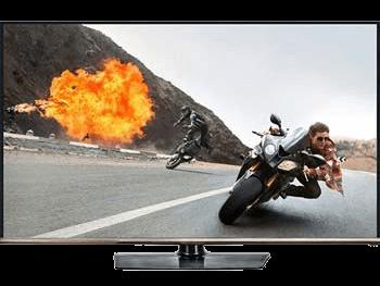 تلویزیون سه بعدی سامسونگ